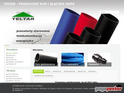 Teltar.eu : rury hdpe