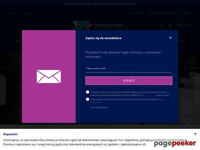 Bielizna termoaktywna - Sklep internetowy Termoaktywnie.pl
