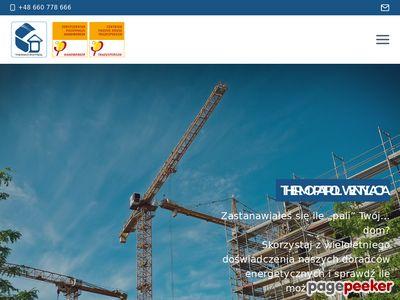 Świadectwa energetyczne i termowizja