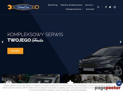 TimeCar - Serwis ford Katowice