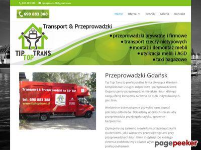 Bagażówka Gdańsk