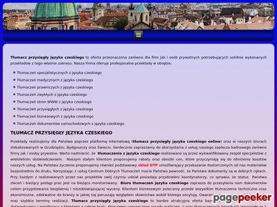 Czeski online