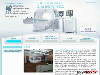 TMS Diagnostyka