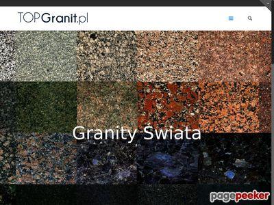 TOP Granit Olsztyn - Najlepszy kamień w regionie
