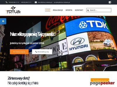 Oklejanie aut Łódź - totus-reklamy.pl