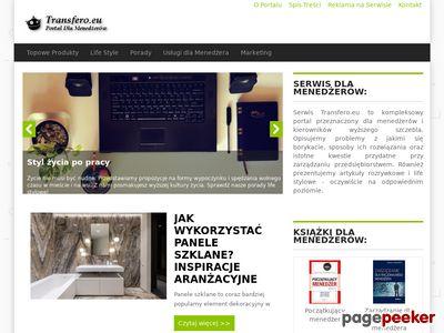 Transfero.eu - Tylko Polskie Produkty i Usługi!