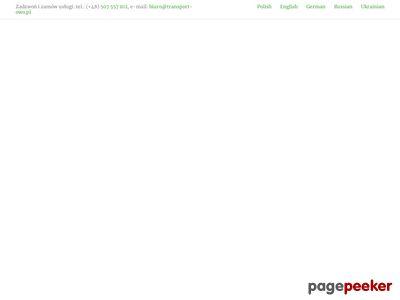 Transport-OWO.pl - Przeprowadzki Pruszków