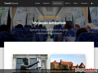 Zwiedzanie gdanska