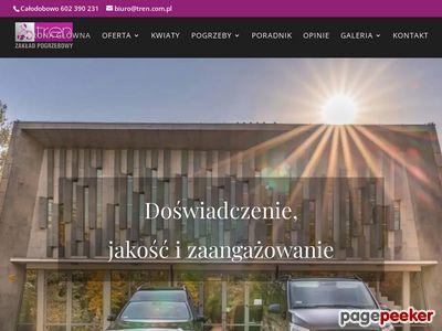 TREN Zakład pogrzebowy Wola