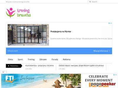 Treningbrzucha.wroclaw.pl