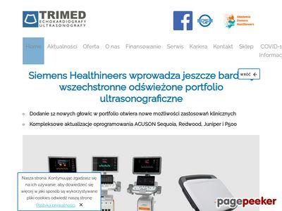 Trimed.pl | USG Siemens Acuson