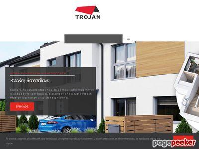 Przedsiębiorstwo budownictwa ogólnego TROJAN mieszkania gliwice