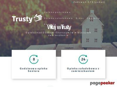 Opieka nad osobami starszymi Wrocław - trusty.pl