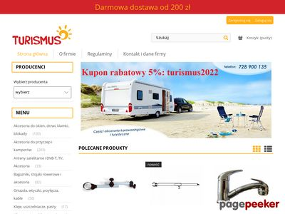 Przedsiębiorstwo Handlowo - Usługowe Turismus Michał Klaja
