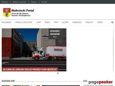 Kompletny Portal o Białymstoku