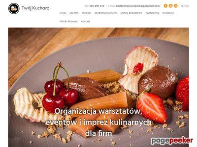 Eventy kulinarne dla firm, imprezy integracyjne