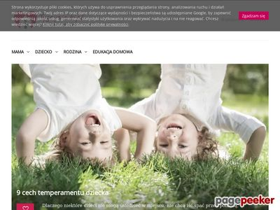 Tygrysiaki.pl - blog dla rodziców