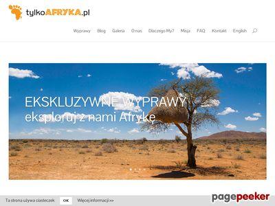 Wycieczki do Afryki