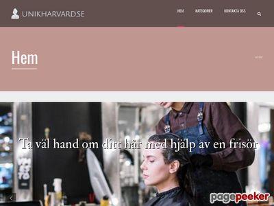 Unik Hårvård - http://unikharvard.se