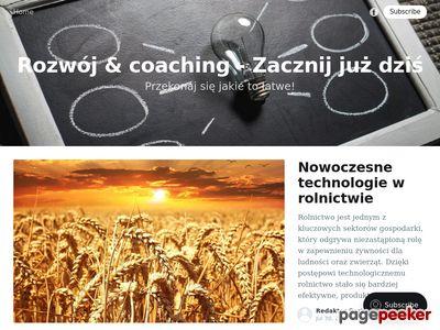 Business coaching, Life coaching, Szkolenia dla firm