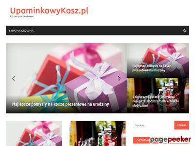 Upominkowykosz.pl - kosze firmowe