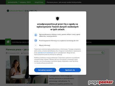 UrzadPracyOnline.pl - Znajdź pracę w swoim mieście