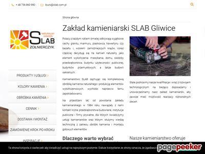 Cięcie kamienia - usługikamieniarskie.com