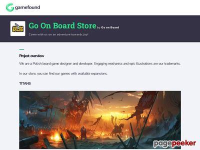 UWookiego.pl - gry planszowe