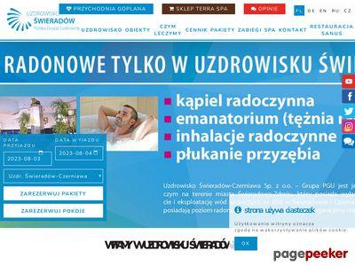 ŚWIERADÓW-CZERNIAWA sanatorium
