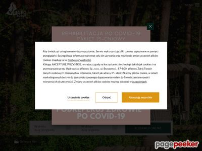 Hotel Włocławek uzdrowisko-wieniec.pl
