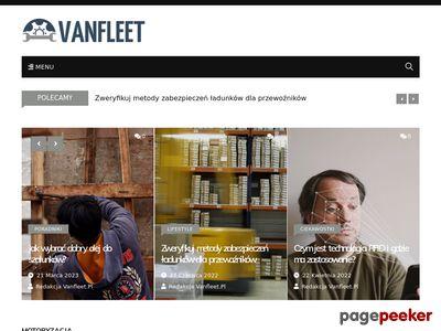 Wynajem krótkoterminowy samochodów - vanfleet.pl