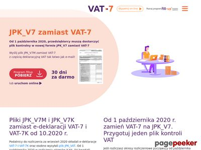 VAT 7 druk