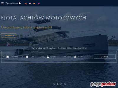 Vector Czarter - Czartery Jachtów na Mazurach