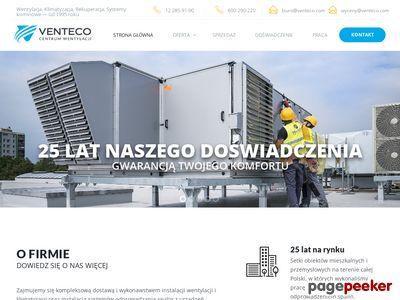 Rekuperacja - venteco.com