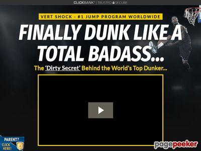 Vert Shock – #1 Worldwide Jump