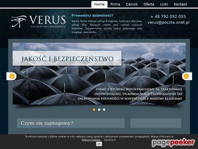 Verus biuro rachunkowe z Jastrzębia-Zdroju