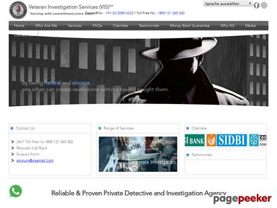 Veteran Investigation Services