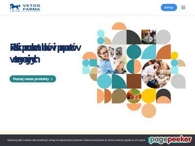 Vetos-farma.com.pl - weterynaria