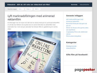 Överför Video till DVD - Gratis leverans! - http://videodvd.se