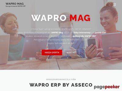 Oprogramowanie Wapro - Wapro-mag.pl