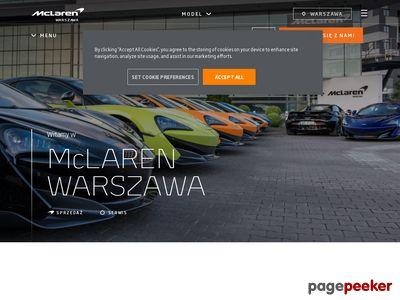 McLaren AUTO FUS GROUP