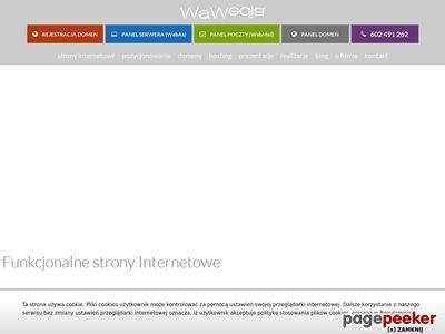 Budowa stron internetowych warszawa - wawmedia.pl