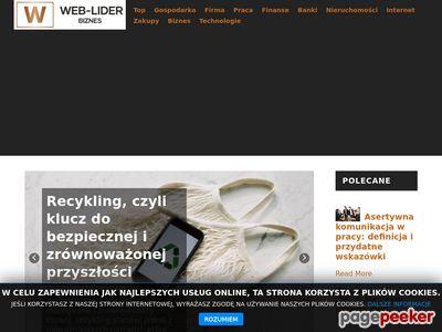 Moderowany katalog seo :: Web Lider