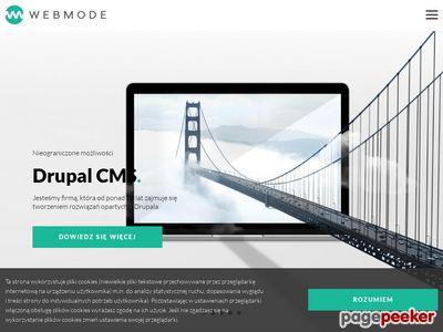 Webmode – projektowanie stron www