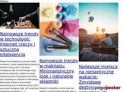 Internetowy sklep wędkarski WedkarskiKrakow.pl