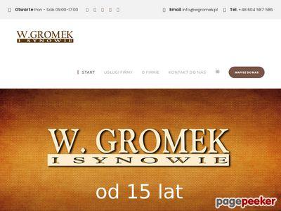 Kostka granitowa Warszawa