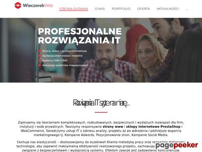 wieczorekweb.pl