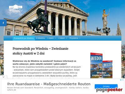 Zwiedzanie Wiednia Wiedniu.pl