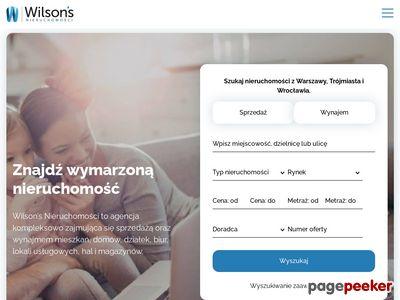 Wilsons Nieruchomości Sp. z o.o.