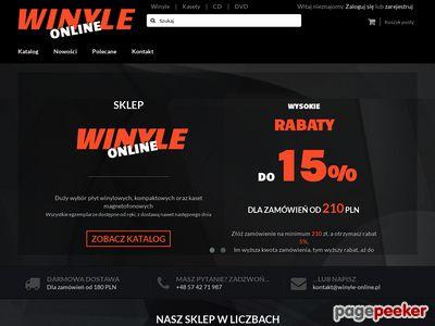 Płyty winylowe od Winyle-online.pl